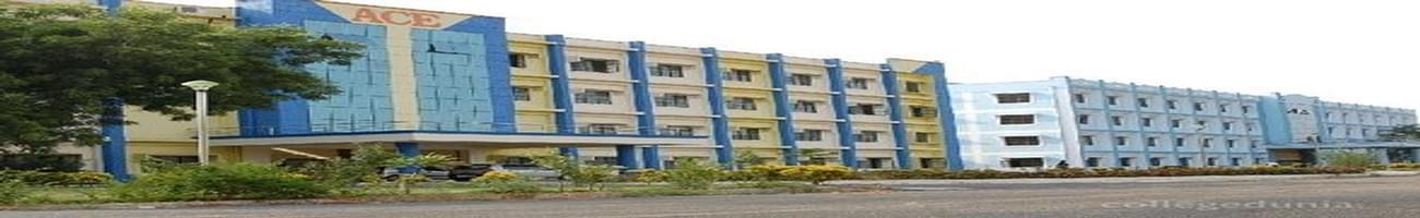 ACE Engineering College - [ACEEC], Hyderabad