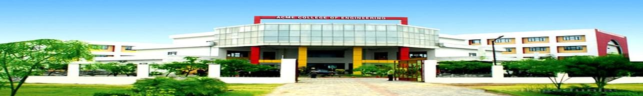 ACME College of Engineering - [ACME], Ghaziabad