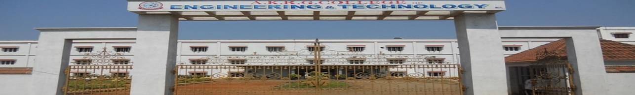 AKRG College of Engineering & Technology -[AKRGCET], Eluru