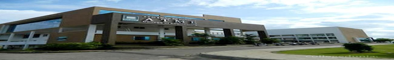 Academy for Technical and Management Excellence - [ATME], Mysore