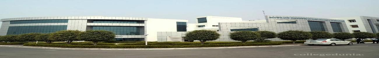 Accurate Institute of Management and Technology - [AIMT], Greater Noida
