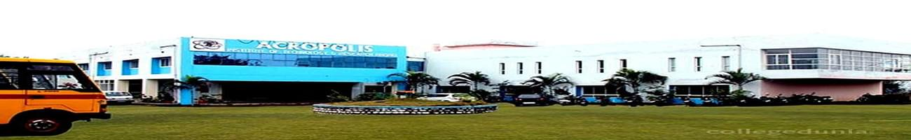 Acropolis Institute of Technology and Research - [AITR], Bhopal