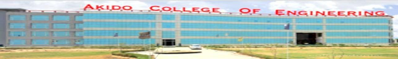 AKIDO College of Engineering, Bahadurgarh