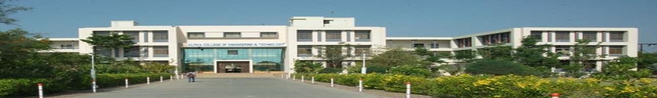Alpha College of Engineering & Technology, Gandhi Nagar