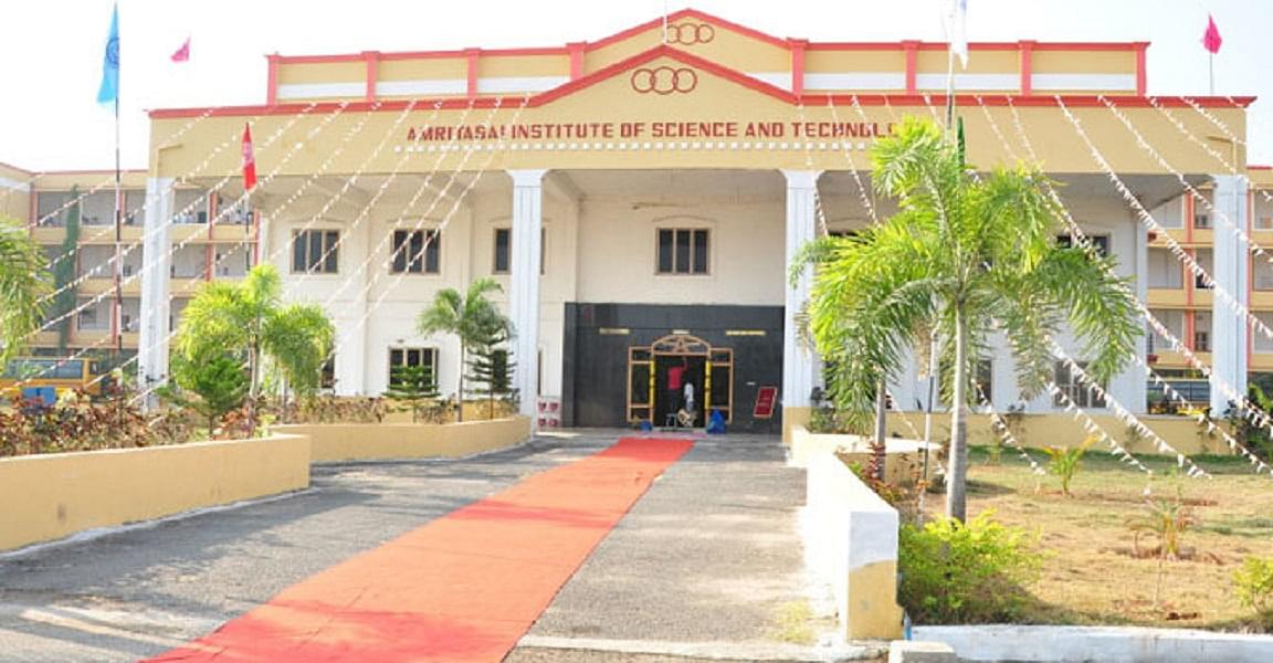 Amrita Sai Institute of Science and Technology - [ASIST]
