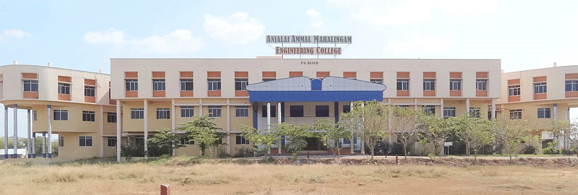 Anjalai Ammal Mahalingam Engineering College - [AAMEC]