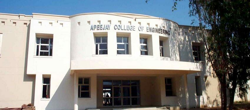 Apeejay College of Engineering - [ACES]