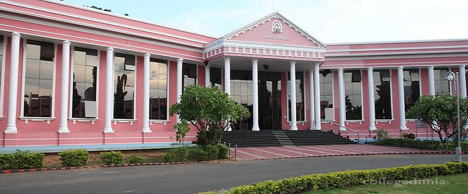 Arunai Engineering College - [AEC]
