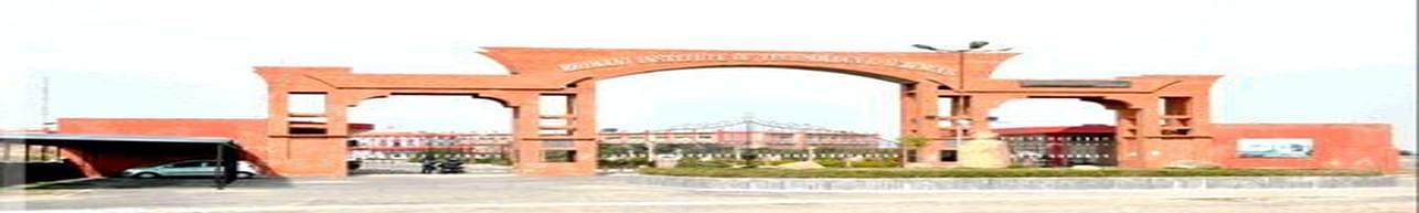 BITS Engineering College - [BITSEC], Bhiwani