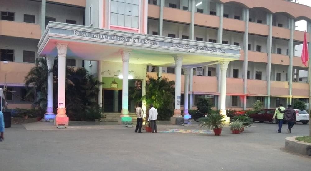 Balaji Institute of Technology and Science - [BITS]