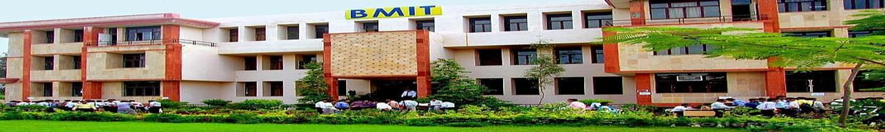 Baldev Ram Mirdha Institute of Technology - [BMIT], Jaipur