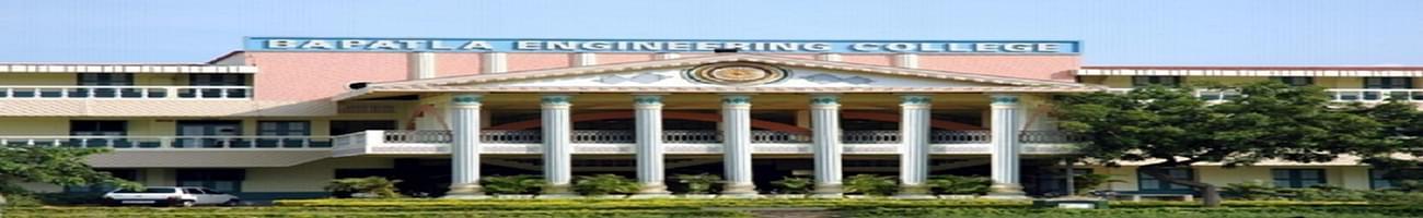 Bapatla Engineering College - [BEC], Guntur