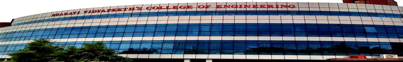 Bharati Vidyapeeth's College of Engineering - [BVCOE], New Delhi