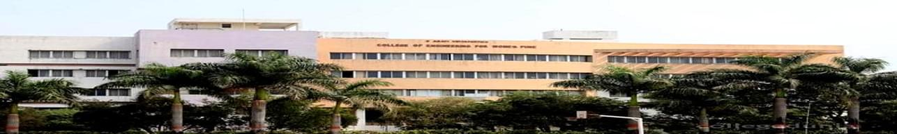 Bharati Vidyapeeth College of Engineering For Women, Pune