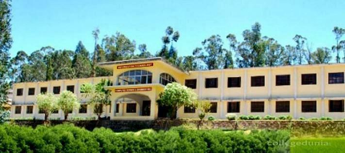 CSI College of Engineering - [CSICE]