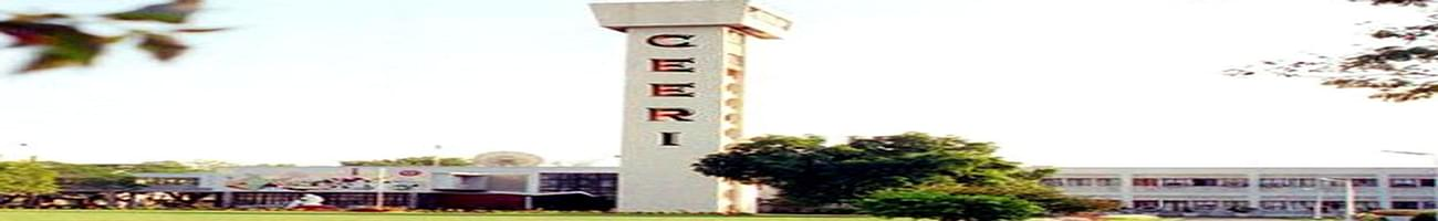 Central Electronics Engineering Research Institute - [CEERI], Pilani