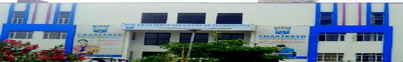Chartered Institute of Technology- [CIT], Sirohi