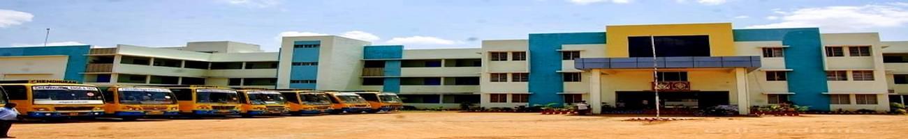 Chendhuran College of Engineering and Technology, Pudukkottai