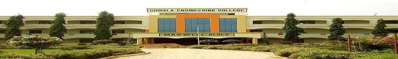 Chirala Engineering College - [CECC], Prakasam