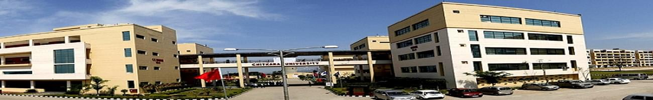 Chitkara Institute of Engineering and Technology - [CIET], Patiala