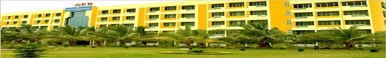 College of Engineering - [COEB], Bhubaneswar - Course & Fees Details