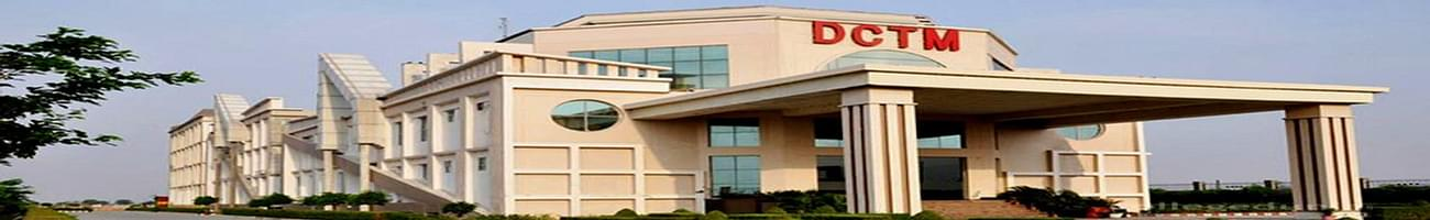 Delhi Institute of Technology Management and Research - [DITMR], Faridabad