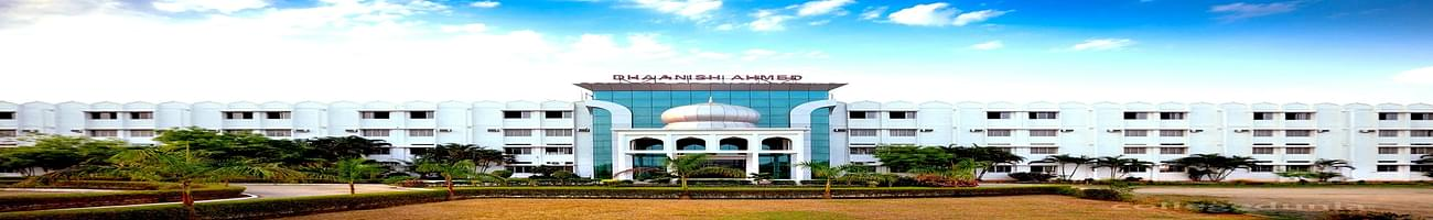 Dhaanish Ahmed College of Engineering - [DACE], Chennai
