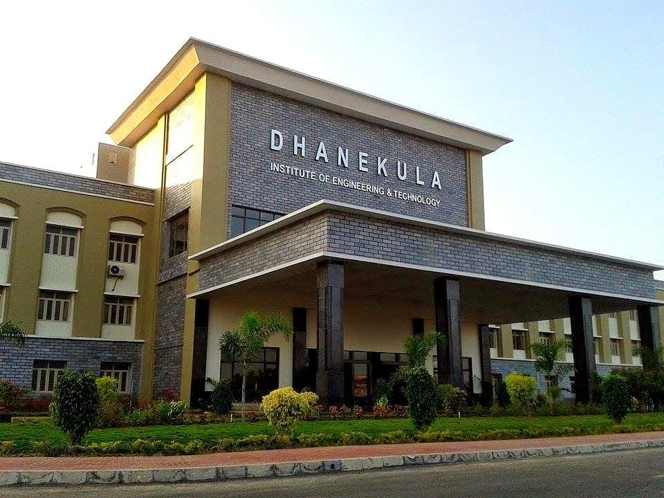 Dhanekula Institute of Engineering and Technology - [DIET]