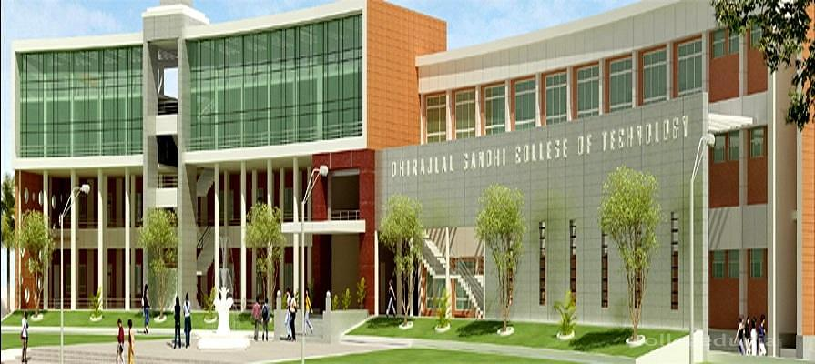 Dhirajlal Gandhi College of Technology
