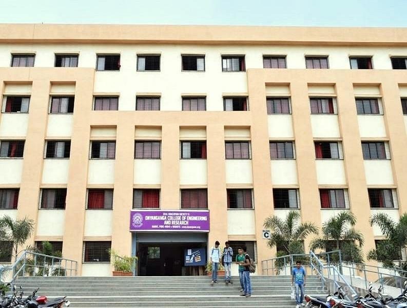 Zeal Education Society S Zeal College Of Engineering And