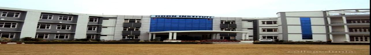Doon Institute of Engineering And Technology - [DIET], Dehradun
