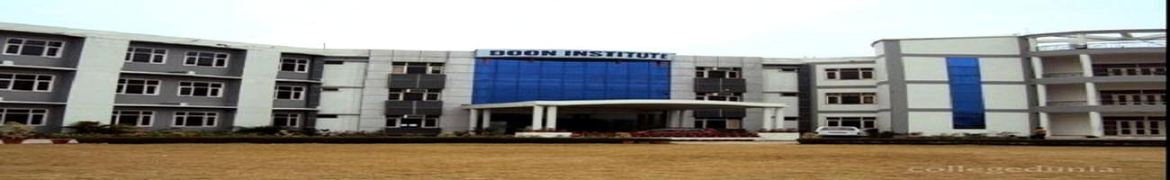 Doon Institute of Engineering And Technology - [DIET], Dehradun