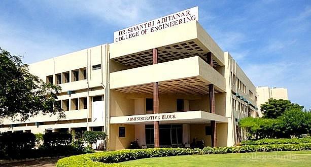Dr. Sivanthi Aditanar College of engineering - [SACOE]