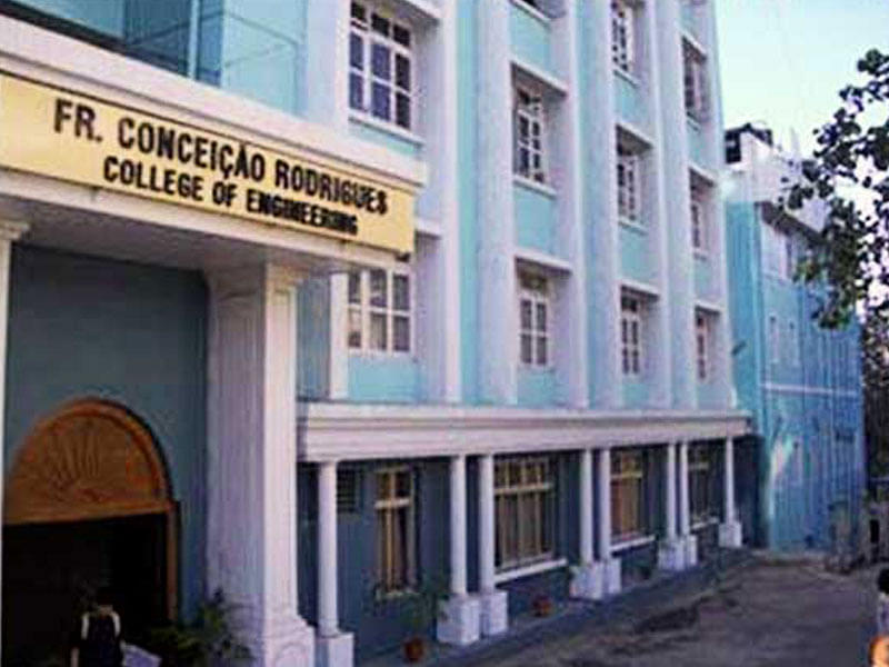 Fr. Conceicao Rodrigues College of Engineering - [CRCE]