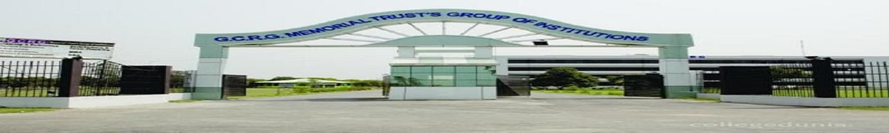G.C.R.G. Memorial Trust'S Group Of Institutions, Faculty Of Engineering, Lucknow
