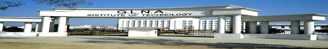 GLNA Institute of Technology, Mathura