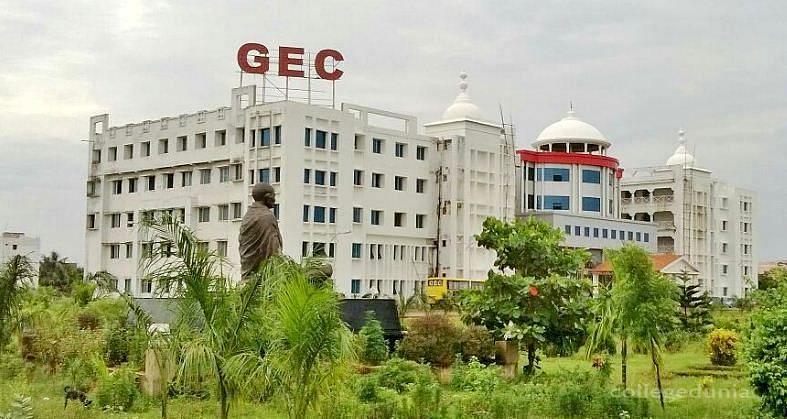 Gandhi Engineering College - [GEC]