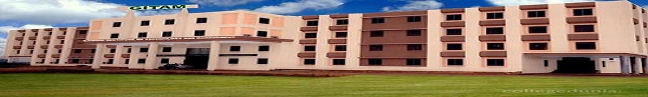 Gandhi Institute of Technology and Management - [GITAM], Bhubaneswar