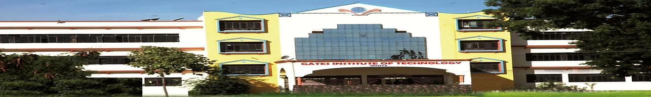 Gates Institute of Technology-[GIT], Ananthapur