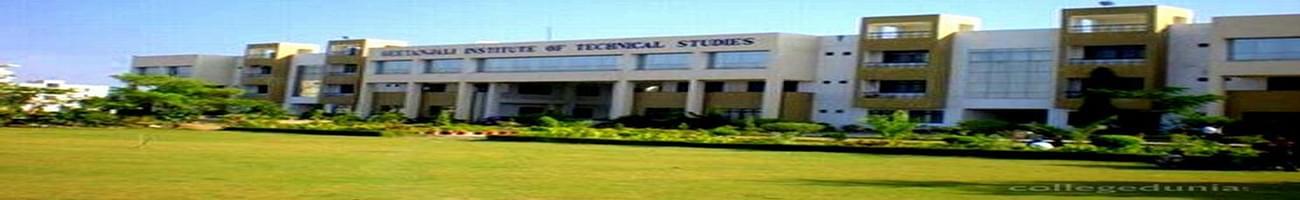 Geetanjali Institute of Technical Studies - [GITS], Udaipur