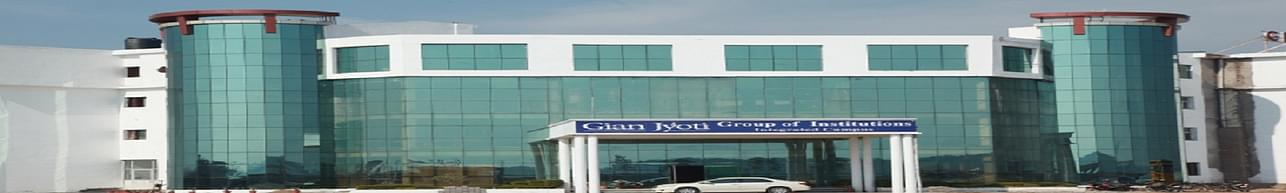 Gian Jyoti group of institutions, Patiala