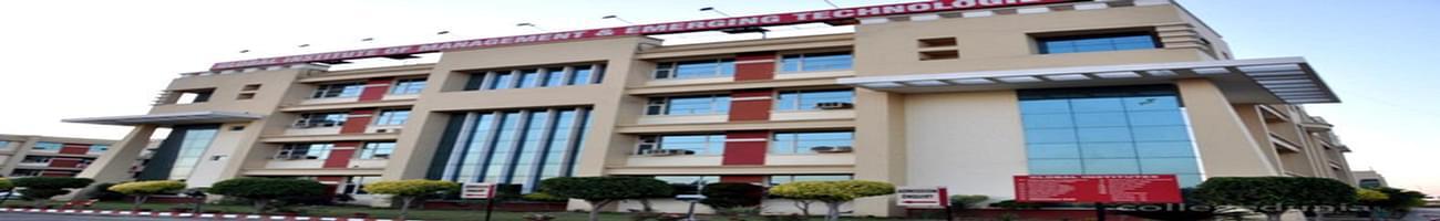 Global Institute of Management and Emerging Technologies - [GIMET], Amritsar