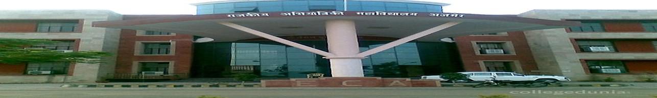 Govt Engineering College Ajmer, Ajmer