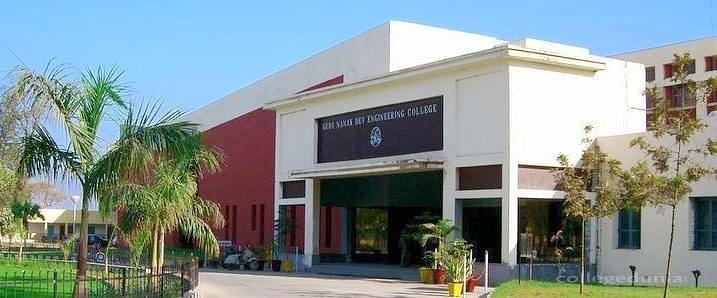 Guru Nanak Dev Engineering College - [GNDEC]