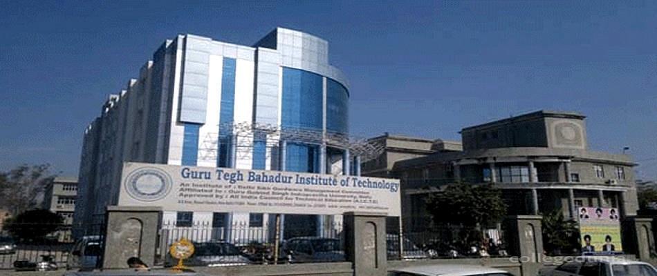 Guru Tegh Bahadur Institute of Technology, Delhi - Cutoff 2020 ...