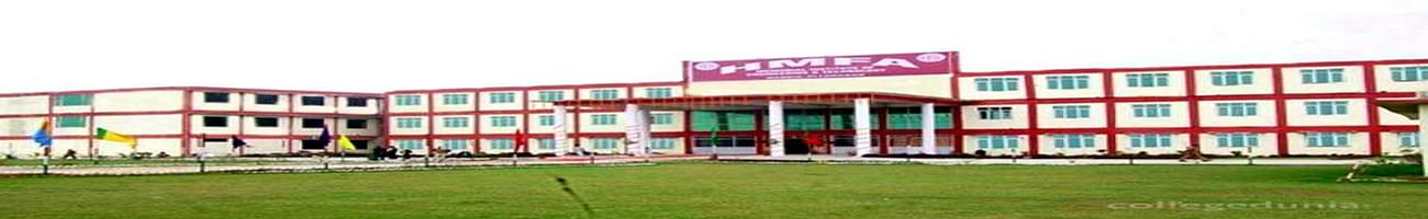 HMFA Memorial Institute of Engineering and Technology, Allahabad