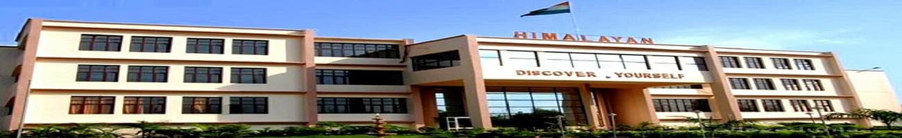 Himalayan Institute of Engineering and Technology, Sirmaur