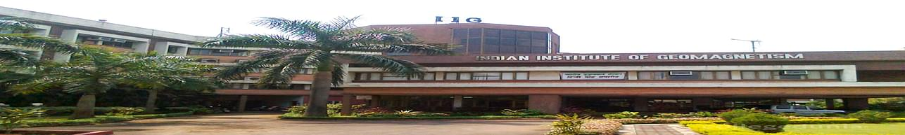 Indian Institute of Geomagnetism - [IIG], Navi Mumbai