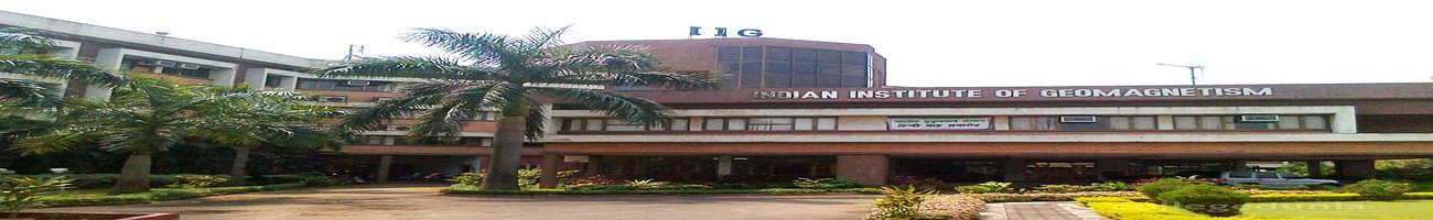 Indian Institute of Geomagnetism - [IIG], Navi Mumbai