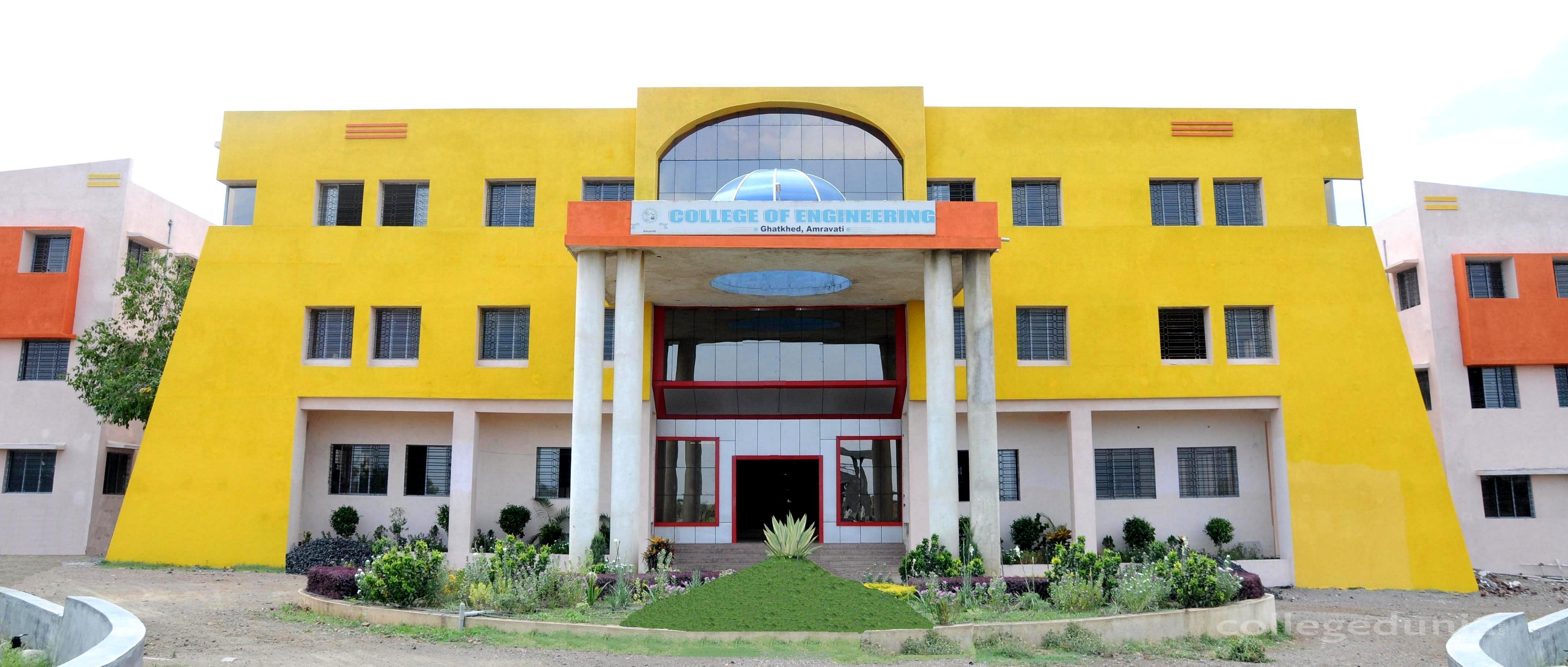 Dr. Rajendra Gode Institute of Technology & Research